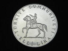 Unzirkulierte Münzen aus der Türkei