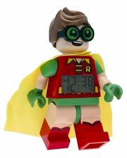 Lego Wecker Batman Movie Robin Kinderwecker Digital 08-9009358