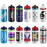 550ml Pro Team Cycling Bike Bicycle Water Drink Bottle Kettle Elite Fly Sports