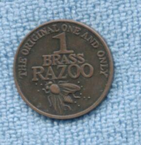 AUSTRALIAN BRASS RAZOO  N-587