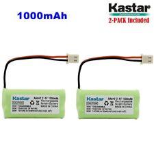 2 x 2.4V 1000mAh 5264 NiMH Battery for VTech BT166342 BT266342 BT183342 BT283342