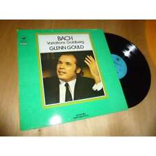 GLENN GOULD goldberg variations J.S BACH - CBS 75692 Gatefold Lp