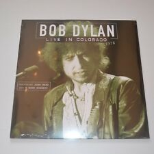BOB DYLAN - LIVE IN COLORADO 1976 - LP LTD. EDITION NEW & SEALED