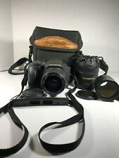 Olympus IS-10 High Resolution 4X Zoom Camera With HG Converter 1.7X