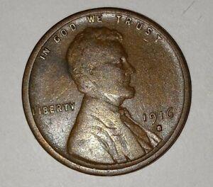 1916-s Wheat Penny