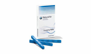 Original BMW Natural Air Refill-Kit Energizing Tonic 3 stk, Neu