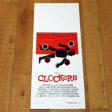 CLOCKERS locandina poster Harvey Keitel John Turturro Isaiah Washington Lee W97