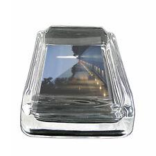 """Washington D.C. D5 Square Ashtray 4"""" x 3"""" Smoking Cigarette Monuments"""