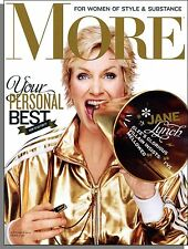 More Magazine - 2010, November - Jane Lynch, How to Go For Your Personal Best