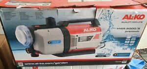 Al-ko HWA 6000/5 premium Gartenpumpe / Hauswasserautomat