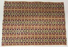 "Vintage Dollhouse Miniature Rug Floor Covering Carpet 7 1/2"" x 10"""