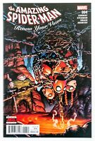 Amazing Spider-Man: Renew Your Vows #4 (2017 Marvel) Stegman Cover! Unread! NM