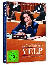 2 DVD-Box ° Veep ° Staffel 2 ° NEU & OVP