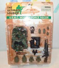 Vintage 1998 Ultimate Soldier USMC US Marine Corps Modern Force Recon Set MOC