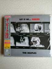 THE BEATLES  – LET IT BE…NAKED – 2CD JAPAN – BRAND NEW!