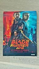 Blade Runner 2049 Movie Poster New