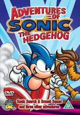 ADVENTURES OF SONIC THE HEDGEHOG Sonic Search And Smash Squad NEW SEALED