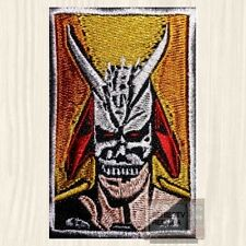 Mortal Kombat Shao Khan MK2 Embroidered Patch Character Sub-zero Scorpion 9 PS