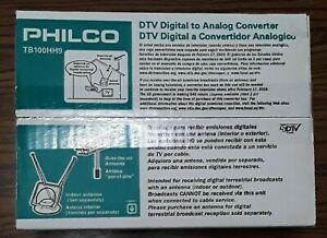 PhilcoTB100HH9 Digital to Analog TV Converter