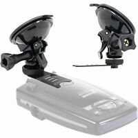 Suction Mount for Beltronics RX65 GX65 STi 100 200 300 500 995 Radar Detector