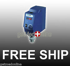 Scilogex OS20-S Overhead Stirrer w/LED Display 20lt Capacity 0-2200 RPM 84010201