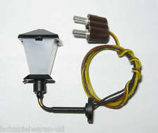 Kahlert 20410 Wall Lantern 3cm Cable +Plug 3.5v Doll's House Lighting New! #