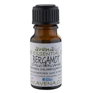 Pure Bergamot Essential Oil Anxiety Depression Oily Skin Care Acne Eczema Herpes