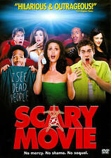 Scary Movie 1 (DVD, Widescreen 2011)