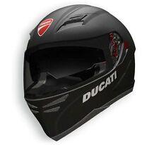 Ducati Dark Rider Helmet 98102003 - Matte Black Finish
