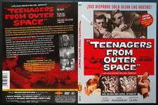 TEENAGERS FROM OUTER SPACE - NEW - English&French with Español&french subs