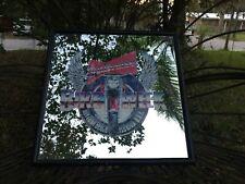 1995 Harley Davidson Motorcycle Bike Week Daytona Beach FL Budweiser Bar Mirror