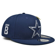 Dallas Cowboys Troy Aikman MVP Valued Pin Snapback 9Fifty New Era NFL Hat
