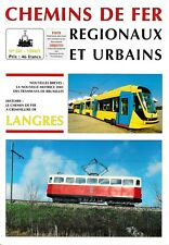 CHEMINS de FER RÉGIONAUX et URBAINS - N° 241 (1994 - 1) (FACS - CFRU) (Train)