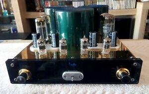 YAQIN MC-10L Tube Hi-end Verstärker. Gold Edition.