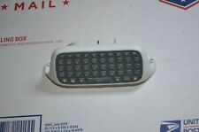 Microsoft Xbox 360 Official Chatpad Keyboard White