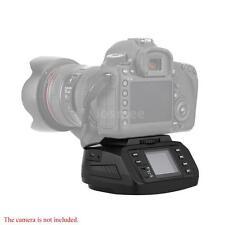 Motorized Remote Control 360° Panoramic DSLR Camera Tripod Pan Head Ballhead Kit