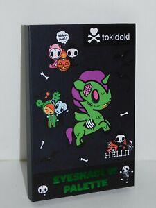 Tokidoki Halloween Eyeshadow Palette Hot Topic Makeup