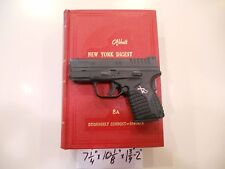 Security Book Safe 1960's Gun Pistol Firearm $$ Jewelry Hidden Compartment b