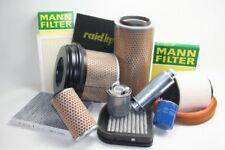 Mann-Filter PFU 19 326 x filtro aceite para Mercedes-Benz, Volvo