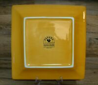 """TABLETOPS UNLIMITED - ESPANA - 11"""" SQUARE BUTTER DINNER PLATE - MORE AVAIL."""