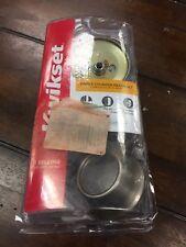 Kwikset 660 15 Cp K6 V1 Single Cylinder Deadbolt Satin Nickel