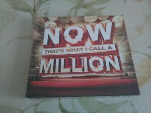 NOW That's What I Call A Million - Cd (2014) - New & Sealed - Free UK postage