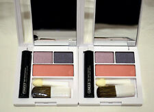 Clinique All About Shadow 32 Rock Violet 33 Graphite Blush 01 New Clover Mascara