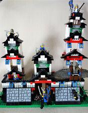 Lego System 6093 Flying Ninja Fortress, OVP, Samurai * vollständig