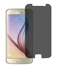 Blickschutzfolie Samsung Galaxy S6 / S6 Duos Privacy Displayschutz Folie Antispy