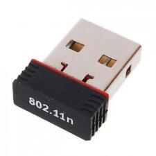 Mini 150Mbps USB WiFi Wireless Adapter 802.11n/g/b PC Computer Network LAN Card