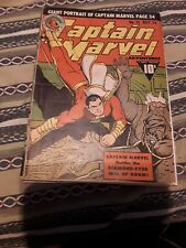 Captain Marvel Adventures #13 GD/VG 3.0