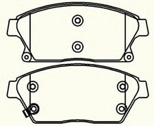 Genuine Set Of Allied Nippon Disc Brake Pads ADB32037 Front Replaces 13412810