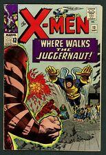 Uncanny X-Men #13, Key Issue (Marvel, 1965) ~F/VF