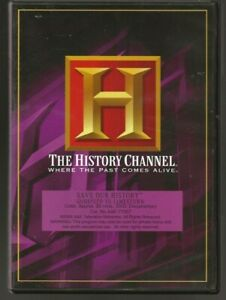The History Channel, Save Our history: Godspeed To Jamestown Doc. USED DVD